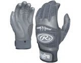 rawlings-workhorse-adult-batting-gloves-grey-small