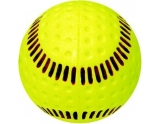 baden-psbrsy-baden-dimpled-pitching-machine-softballs-yellow-12-inch