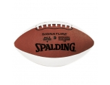 spalding-authograph-american-football-brown-white-one-size