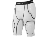 russell-athletic-ryigr4-youth-5-piece-padded-girdle-small-white-black