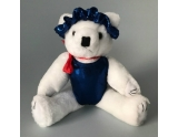 dreamlight-gym-bear-with-leotard-and-hairscrunchie-12-inch-navy