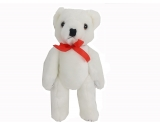 craft-outlet-white-bear-with-red-bow-white-12-inch