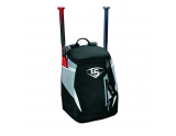 louisville-genuine-baseball-softball-stick-backpack-black-one-size