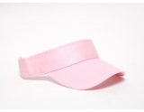 pacific-headwear-505v-cotton-visor-pink-adult