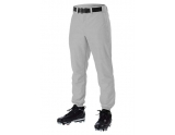 alleson-605p-adult-baseball-pant-with-elastic-bottom-grey-large