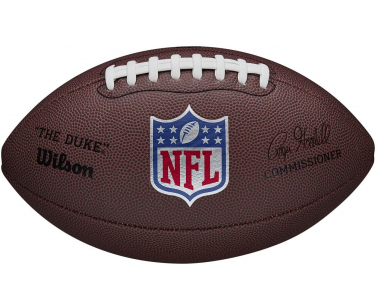 Wilson WTF1825 Replica NFL Duke Pro Game Ball - Official Size