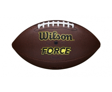 Wilson NFL Force Official American Football - Brown - Adult